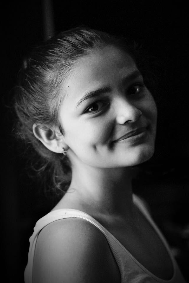 Portretul #4 - Daria
