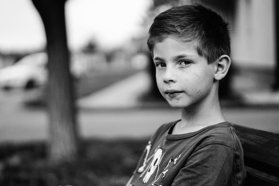 Portretul #32 - Bogdan